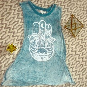 Spiritual Gangster tank top.